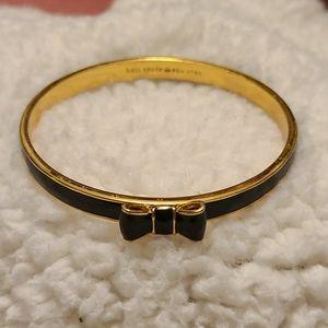Kate Spade bangle bow bracelet